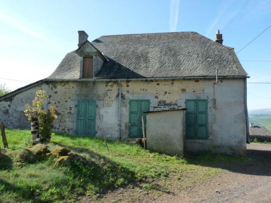 L'ancienne école de Chassagny