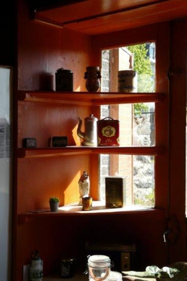 """L'ancienne épicerie """"chez Planson"""""""