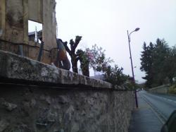 Le mur de la mairie 2012 2013 3